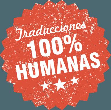 Traducciones humanas